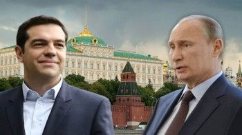 Греческий премьер обсудит с Путиным санкции и попросит денег за лояльность к России