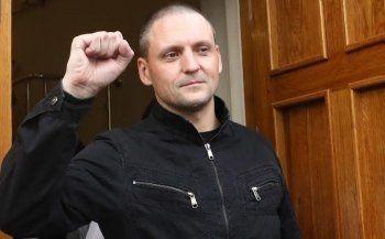 Координатора «Левого фронта» Сергея Удальцова отпустили из ОВД