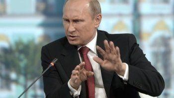 Путин на год продлил антисанкции