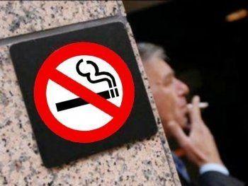 Свердловские курильщики не страдают от антитабачного закона