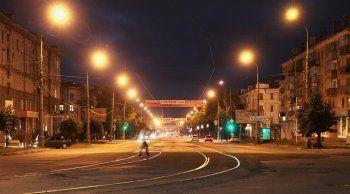 От заката до рассвета. В 2015 году уличные фонари в Нижнем Тагиле будут гореть всю ночь