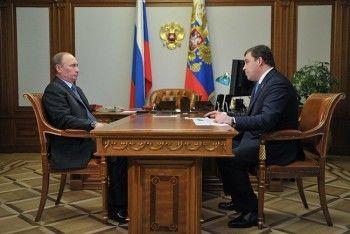 Губернатор Куйвашев доложил президенту, как хорошо жить в Нижнем Тагиле