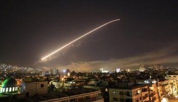 Минобороны России: Западные союзники выпустили поСирии более 100 ракет