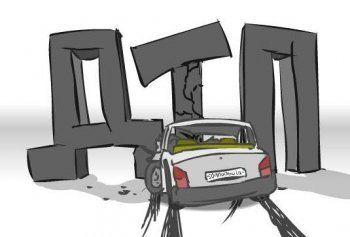 «КАМАЗ» убил пенсионера и 6-летнюю девочку (ФОТО)