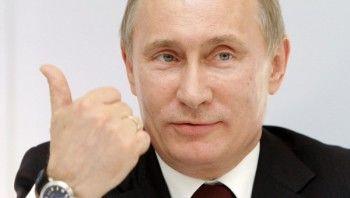 Владимир Путин поприветствовал решение ЕС о введении санкций