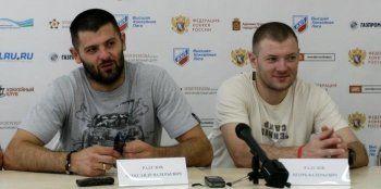 Хоккеисты братья Радуловы приехали в Нижний Тагил