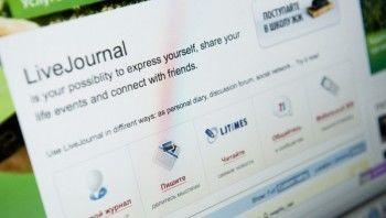 «Живой журнал» запретил блогерам размещать политическую агитацию