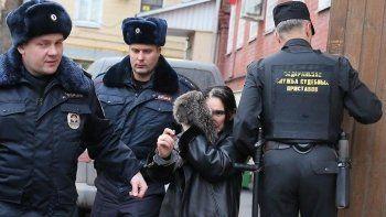 Экс-глава Внешпромбанка Лариса Маркус получила девять лет колонии за хищение 114 млрд рублей