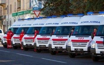 Минздрав РФ нашёл 3,5 миллиарда рублей на обновление автопарка скорой помощи
