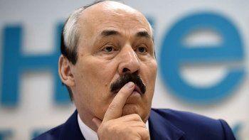 Экс-главе Дагестана нашли новую должность