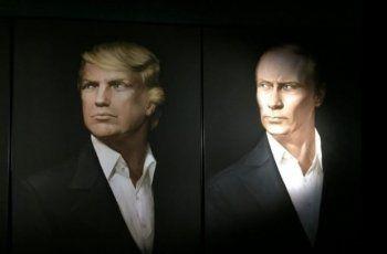 Белый дом анонсировал первую встречу Трампа и Путина