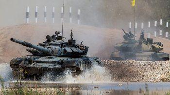 Армения заказала модернизацию своих танков у «Уралвагонзавода»