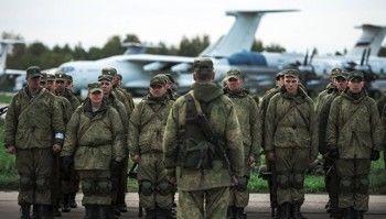 Минобороны РФ подняло по тревоге 20 тысяч военных