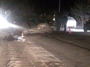 В Свердловской области полицейская погоня за пьяным водителем обернулась гибелью трёх человек