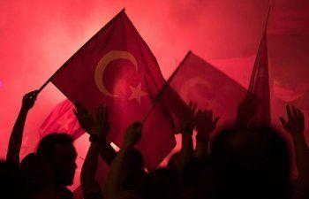 В Турции введён режим чрезвычайного положения