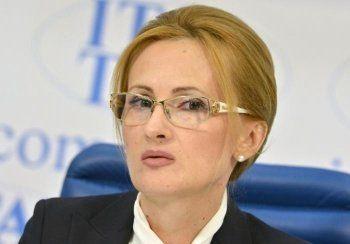 Яровая обвинила сотовых операторов в спекуляции на «антитеррористическом пакете»
