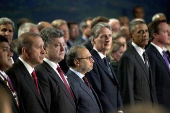 Россияне считают США, Украину и Турцию главными врагами