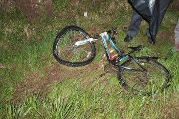 Пьяный водитель без прав насмерть сбил ребёнка на велосипеде