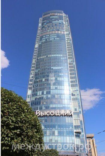 Екатеринбург: взгляд снизу. Обзор небоскрёбов