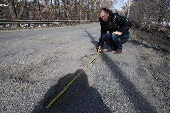 Общественники начали ревизию дорог