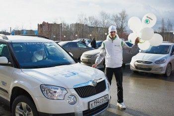 За 100 дней до Олимпиады (ФОТО)