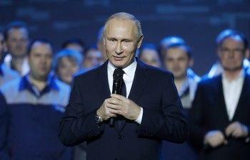 Выдвижение Путина на новый срок поддержат шесть партий