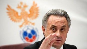 Мутко приостановил работу в качестве главы РФС