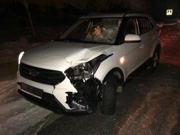В Нижнем Тагиле в результате ДТП погиб пешеход (ФОТО, ВИДЕО)