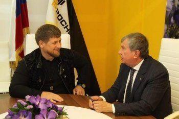 «Роснефть» передумала продавать властям Чечни свои региональные активы