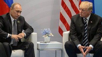 Трамп заявил о скорой встрече с Путиным для обсуждения гонки вооружений