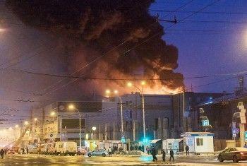 Число жертв пожара в Кемерове достигло 48 человек
