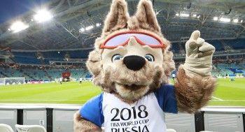 Кубок чемпионата мира по футболу FIFA-2018 прибудет в Россию 1 мая