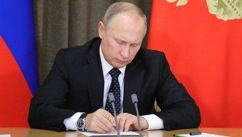 Путин сформулировал семь угроз границам России