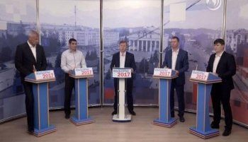 В Нижнем Тагиле состоялись первые теледебаты кандидатов на пост главы города с участием Сергея Носова. «У нас вечный кредит, но иначе никак»