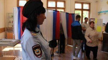 МВД России завело девять уголовных дел с начала избирательной кампании