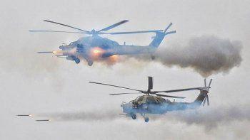 «Коммерсантъ» узнал о троих пострадавших при обстреле наблюдателей с вертолёта на учениях «Запад-2017»