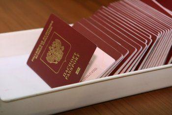 В загранпаспортах появятся «пальчики»