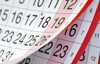 Правительство утвердило календарь праздничных дней в 2018 году
