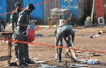 В результате взрыва в Нигерии погибли 32 человека