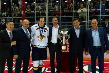 «Чайка» уступила «Юргорден» в финале Кубка мира по хоккею среди молодёжных клубных команд