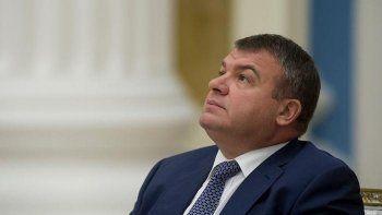 Экс-министр обороны Анатолий Сердюков вошёл в совет директоров «КамАЗа»