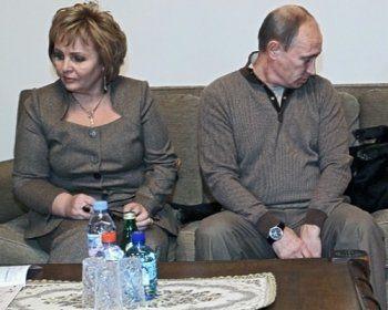 Росреестр стёр личные данные бывшей жены Путина