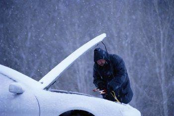 Как запустить двигатель в мороз. Советы начинающим автомобилистам