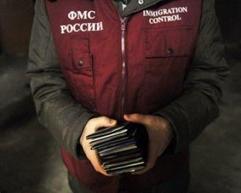 ФМС предлагает упростить получение гражданства РФ беженцами из Украины