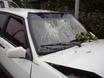 Авария с пострадавшими в трёх километрах от Нижнего Тагила