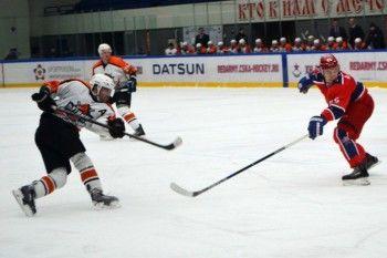«Спутник» рвётся в плей-офф