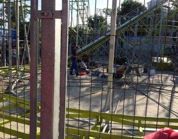 Докатились! В Екатеринбургском парке обрушился аттракцион