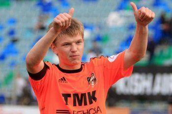 Футболист Олег Шатов может перейти в один из европейских топ-клубов