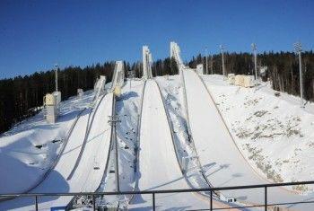 Впервые этапы Кубка мира по прыжкам на лыжах с трамплина пройдут в Нижнем Тагиле