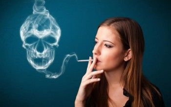 Женщинам моложе 40 лет могут запретить покупать сигареты